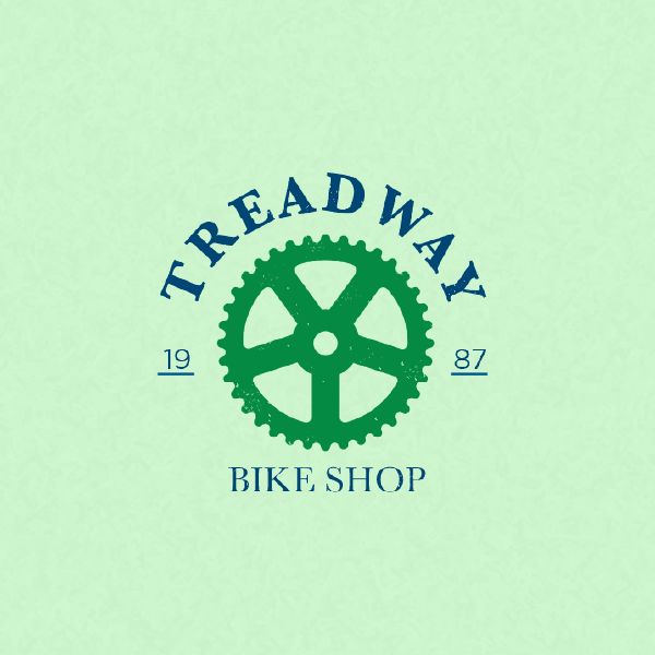 Bike Shop Logo Design