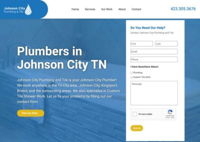 Johnson City Plumbing and Tile